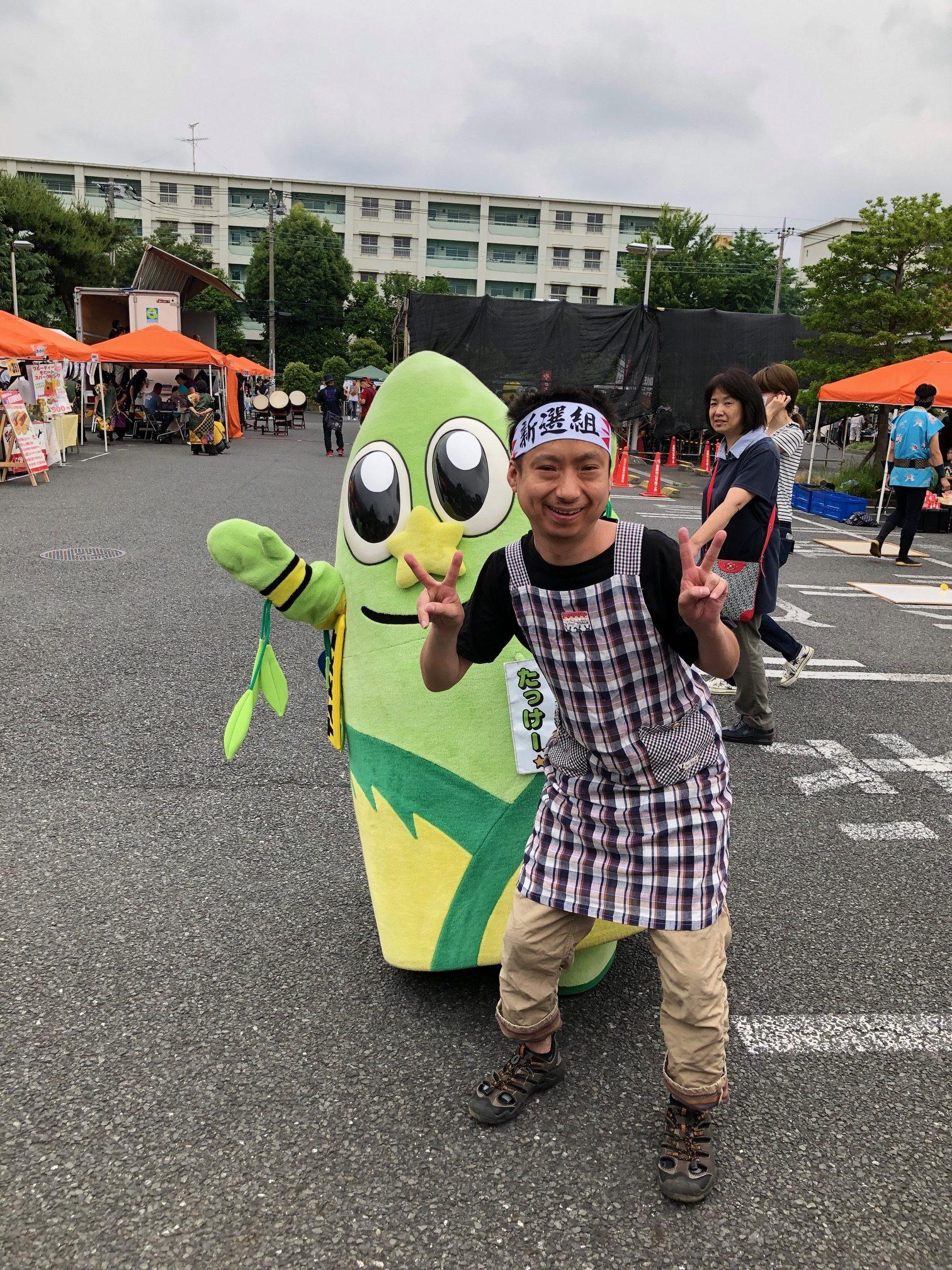 本日の功労賞は平田さんでした。