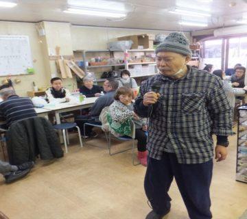 小林徳太郎さんも歌が大好きです。